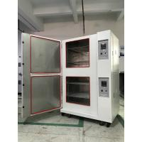 Cheap Stackable Climatic Test Chamber Glass Fiber Insulation Single Stage Compression Refrigeration wholesale