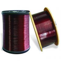 Cheap Insulated Enamelled Aluminium Magnetic Wire for motors with Winding performance wholesale