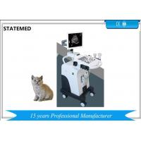 China High Elements Trolley Full Digital Veterinary Ultrasound Disagnostic System on sale