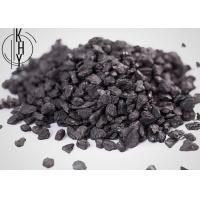 Cheap Industrial Black Color Electrically Calcined Anthracite ECA Coal Granulars Type wholesale