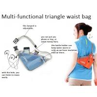 Cheap Multi-functional triangle waist bag wholesale