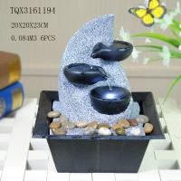 Cheap Fashionable Design Polyresin Water Fountain Handmade For Shop Decoration wholesale
