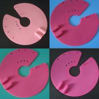 Cheap breast silicone rubber electrode pad,beautiful sexy breast electode tens pad wholesale