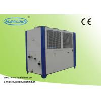 Cheap Air Cooled Industrial Water Chiller Sheet Metal Housing Printed High Efficient Compressor With CE wholesale