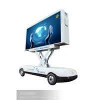 Cheap P10 Led Mobile Billboard truck advertising with DIP LED light , outdoor digital billboard wholesale