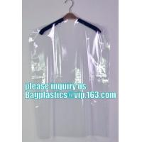 Cheap Perforated Clear Plastic Garment cover on Roll,disposable plastic garment bags in dry cleaner,Suit Dress Garment Bag for wholesale