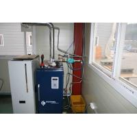 Cheap 30KW Low Maintenance Wood Pellet Boiler LCD Display With Remote Control wholesale