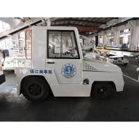 Cheap 4130 Kilogram Airport Baggage Tractor , Aviation Ground Support Equipment wholesale