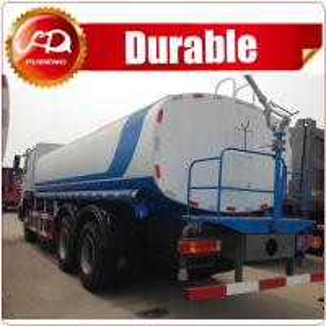 Cheap China hot sale SINOTRUK 266~340HP 6X4 Water Tank truck 20CBM loading capacity wholesale