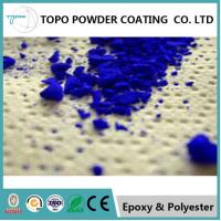 Cheap Electrostatic Thermoset Architectural Powder Coatings , RAL1024 Heat Proof Powder Coating wholesale