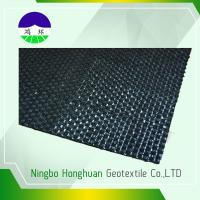 140kn / 98kn Woven Geotextile Fabric ,  Road Construction Geotextile Driveway Fabric