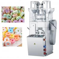 Cheap Double Color Whistling Sugar / Candy Tablet Press Machine , Ring Shape Tablet Maker Machine wholesale