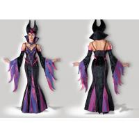 Women'S Witch Cosplay Halloween Adult Costumes Dress  Clubwear