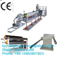 China New technology PE physical foam film extrusion line for epe foam making / CE on sale