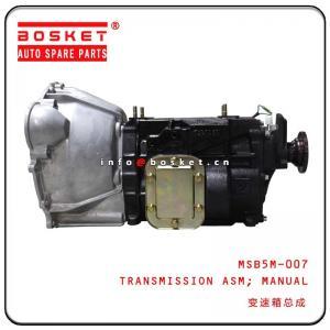 Cheap MSB5M-007 MSB5M007 Manual Transmission Assembly For Isuzu 4JB1-T NKR55 wholesale