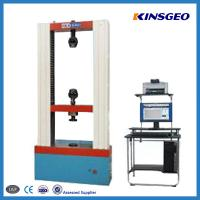 Cheap Double Pole Pull Testing Equipment Compressive StrengthTesting Machine with speed 500mm/min wholesale