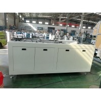Cheap 30pcs/Min Four Side Edge Wrapping Machine For Forming Case wholesale