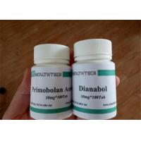 Buy cheap 25mg/50mg*100pcs Dianabol / Methendrostenolone Oral Steroid For Muscle from wholesalers