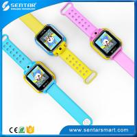 Cheap China OEM high quality tracking kids V83 3G gps smart watch with 200m camera pedometer wholesale