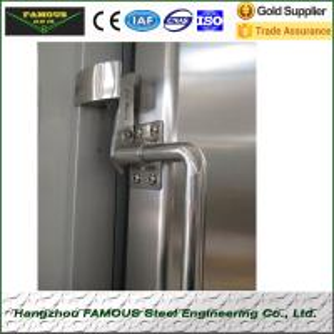 Cold storage door electric sliding door