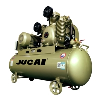 China 10hp 7.5kw 250L Piston High Pressure Air Gas Compressors Belt Driven on sale