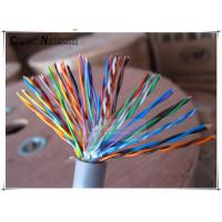 China Cat3 UTP Communication Cable 12P 25Pair 50Pair 100Pair 200Pair Multipair Telephone Cable on sale