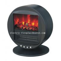 Cheap Unique Rotating Chimneyfree Media Electric Fireplace 350X310X390mm wholesale