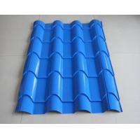 Cheap Great Building Material Aluminum Roof Glazed Tile Roll Forming Machine wholesale