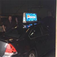 Cheap Waterproof P 5 Led Car Led Display for Video Turned Automatically wholesale