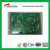 Cheap 2L FR4 1.6mm OSP Quick Turn PCB Prototypes For Securit And Protection wholesale
