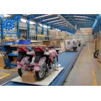 China 220V / 380V Automated Assembly Lines , Electric Bicycle Assembly Line Equipment on sale