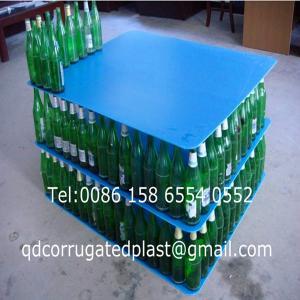 Cheap Sealing Edge Corrugated Plastic Layer Pads wholesale