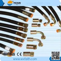 Cheap China High quality high pressure hydraulic hoses and fittings wholesale