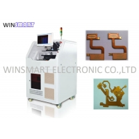 China Flexible Printed Circuit Board FPC Laser Cutting Machine With Small Footprint on sale