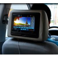 Cheap 7 Inch Backrest Embedded Players For Taxi Display System wholesale