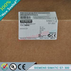 Cheap SIEMENS SIMATIC S7-300 6ES7313-6CG04-0AB0 / 6ES73136CG040AB0 wholesale