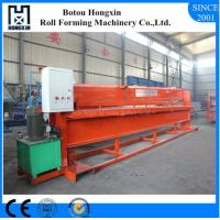 Cheap Aluminum Profile Hydraulic Shearing Machine Hydraulic Pump 4m Width Panel Suit wholesale