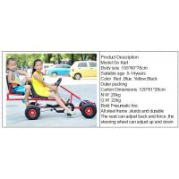 Cheap Small Black four wheels go karts for 5-14years old wholesale