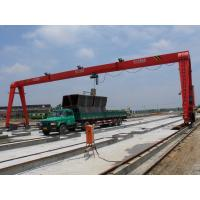 OEM Single Girder Gantry Crane for Railway yard