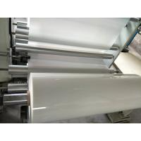 Cheap 6023D MILKY WHITE PET POLYESTER FILM can available printing wholesale