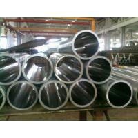 Cheap ASTM A106 Round Seamless Steel Pipe , Annealed Precision Steel Tube wholesale