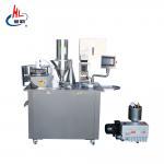 Cheap Hospital Preparation Lab Equipment Semi Auto Capsule Filling Machine wholesale