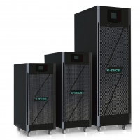 Cheap Sine Wave 10KVA Three Phases Input Online High Frequency Ups wholesale
