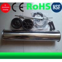 China SS Water Filter Housing RO Membrane Housing Stainless Steel Filter Housing on sale
