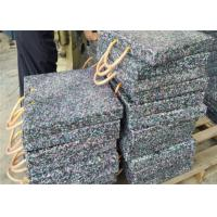 China Multi color uhmwpe hdpe composite material reprocessed crane jack pad on sale