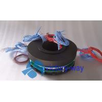 China Multilayer Pancake Conductive Slip Ring,Electrical Rotary Union Slip Ring on sale
