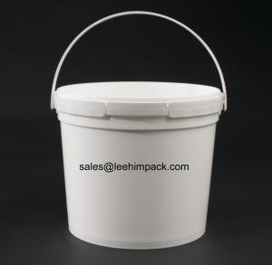 Cheap Gallon Plastic Barrel with handle for Architecture wholesale