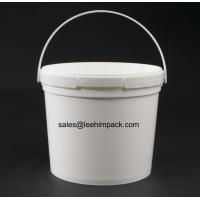 Cheap High strength Plastic Barrel with handle for Painting wholesale