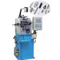 Buy cheap Fast Debug Spring Coiler Machines Advanced Spring Making Equipment For Taper Springs from wholesalers