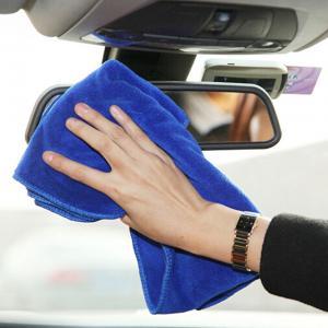 Cheap Share 24pcs/bag Microfiber Car Cleaning Towel Terry Cloth Car Wash Clean Cloth wholesale